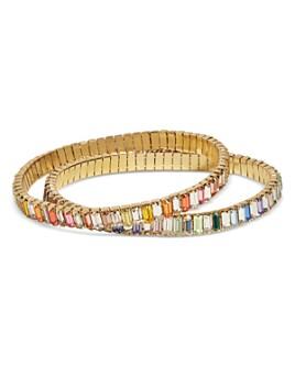 BAUBLEBAR - Spectrum Bracelets, Set of 2