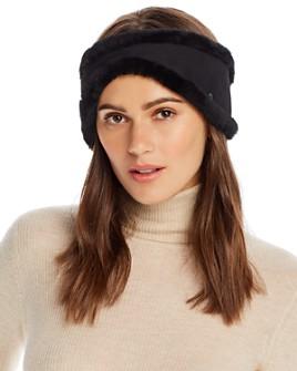 UGG® - Reversible Shearling Headband