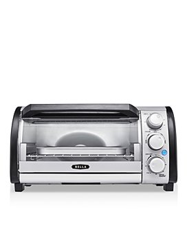BELLA - 14326 4-Slice Toaster Oven