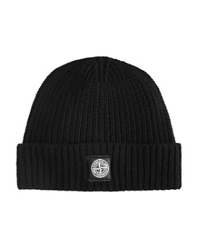 Stone Island - Ribbed Geelong Wool Cap