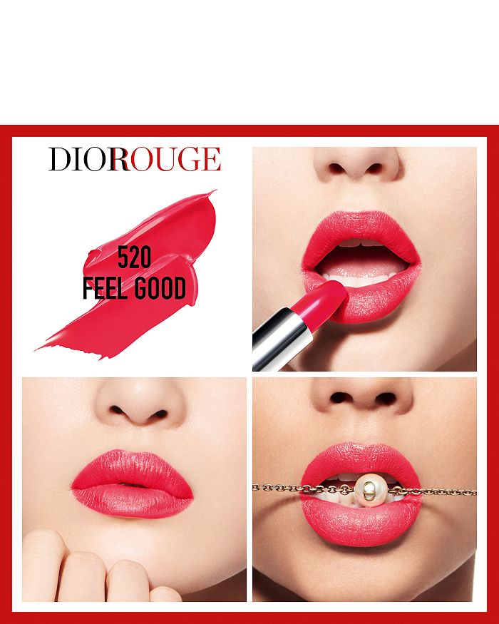$175Dior 2019 Christmas Rouge Couture Collection - Refillable Lipstick, Jewel Edition @ Bloomingdale s