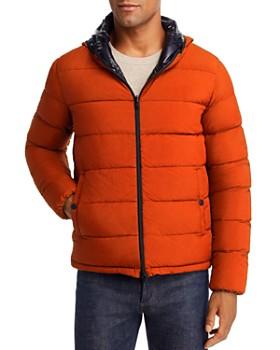 Herno - Reversible Hooded Puffer Jacket
