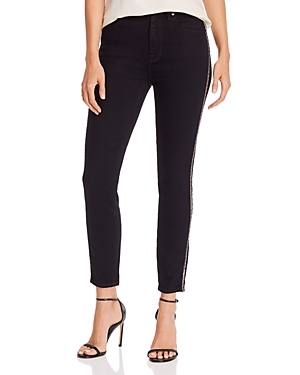7 For All Mankind Ankle Skinny Jeans in Luxe Vintage Nightfall