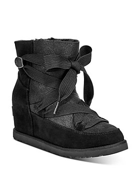 UGG® - Women's Classic Femme Lace-Up Booties