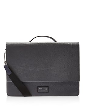 Ted Baker - Housed Leather Satchel