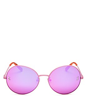 Stella McCartney - Unisex Round Sunglasses, 54mm - Little Kid