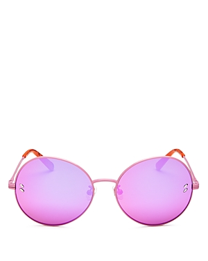 Stella McCartney Unisex Round Sunglasses, 54mm - Little Kid