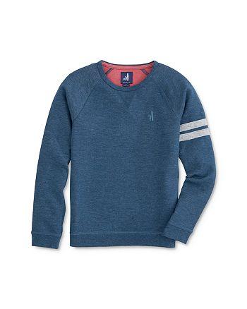 Johnnie-O - Boys' Salford Stripe-Sleeve Sweatshirt - Little Kid, Big Kid