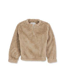 Sovereign Code - Girls' Mae Faux Fur Sweatshirt - Baby