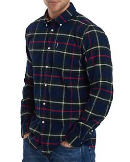 Barbour - Highland Check Regular Fit Button-Down Shirt
