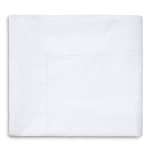 Sferra Giza 45 Percale Flat Sheet, Queen
