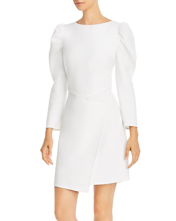 Shoshanna - Upton Puff Sleeve Dress