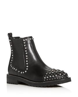 Kurt Geiger - Women's Raven Studded Chelsea Boots