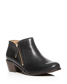 Vionic - Women's Jolene Low-Heel Booties