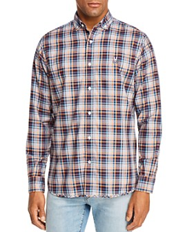 Psycho Bunny - Classic Fit Plaid Shirt