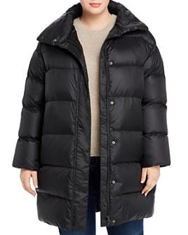Eileen Fisher Plus - Down Puffer Coat