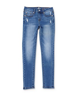 7 For All Mankind - Girls' Distressed Skinny Jeans - Big Kid
