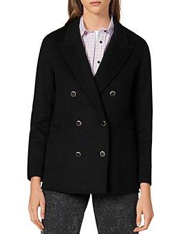 Sandro - Madeen Pea Coat