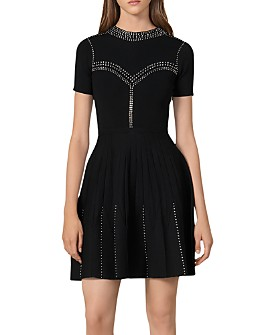 Sandro - Glam Embellished Dress