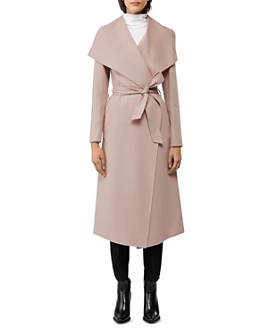 Mackage - Mai Lightweight Wrap Wool Coat - 100% Exclusive