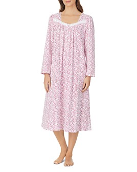 Eileen West - Floral Ballet Nightgown