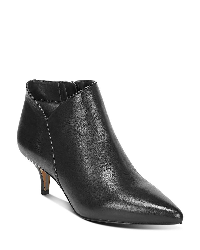 Sam Edelman - Women's Kadison Kitten Heel Ankle Booties