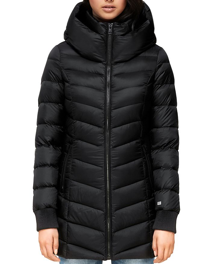 Soia & Kyo ALANIS LIGHTWEIGHT DOWN COAT