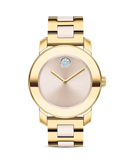 Movado - BOLD Diamond Watch, 36mm