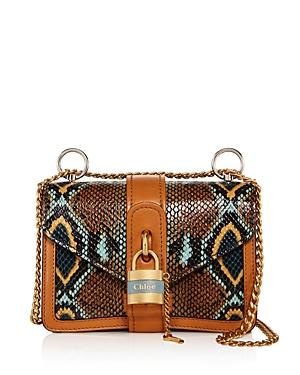 Chloe Aby Mini Convertible Shoulder Bag-Handbags