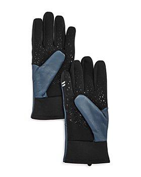 U|R - Spliced Leather Gloves