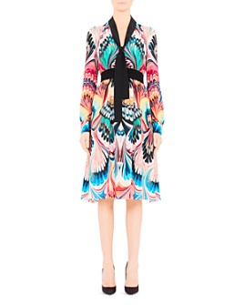Mary Katrantzou - Florence Printed Silk Midi Dress