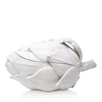 VIETRI - Artichokes Figural Artichoke Tureen
