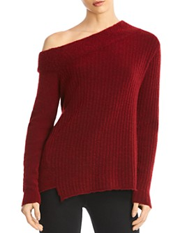 Bailey 44 - Jessica One-Shoulder Sweater
