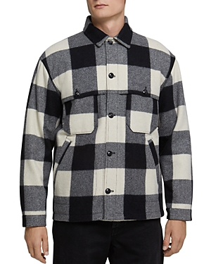 Woolrich Buffalo Shirt Jacket