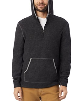 ALTERNATIVE - Outdoor Quarter-Zip Hooded Sweatshirt