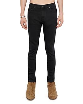 The People Vs. - Skinny Fit 1990 Jeans in Black Noir