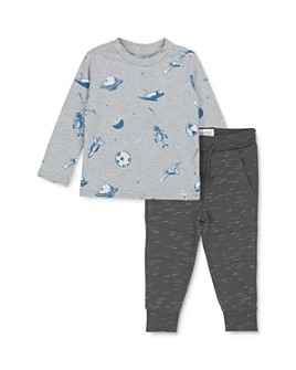 Sovereign Code - Boys' Jamboree Galaxy Tee & Aidan Jogger Pants Set - Baby