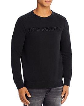 True Religion - Crewneck Logo Sweatshirt