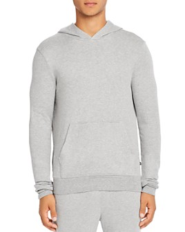 SOL ANGELES - Sherpa Sol Flag Hooded Sweatshirt