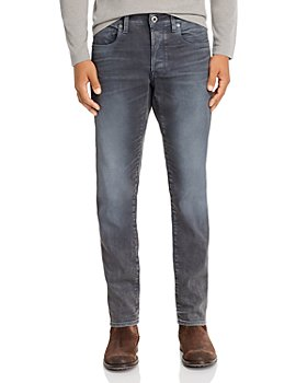 G-STAR RAW - 3301 Slim Fit Jeans in Dark Aged Cobler