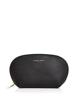 Campo Marzio - Medium Leather Cosmetics Case