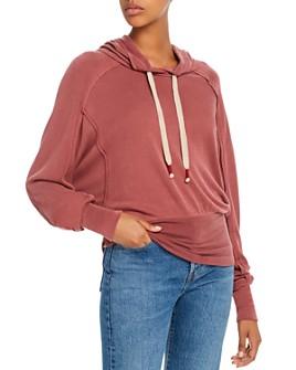Free People - Ready Go Hooded Sweatshirt