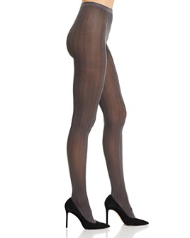 Wolford - Striped Snake Tights
