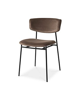 Calligaris - Fifties Matte-Leather Chair