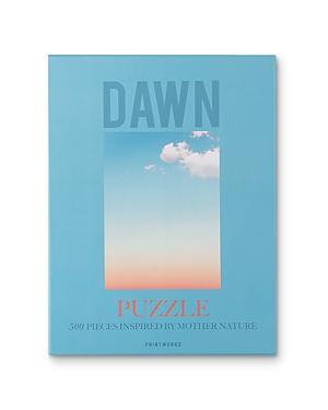 Printworks Dawn 500-Piece Puzzle