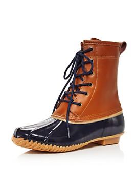Khombu - Women's Waterproof Duck Boots