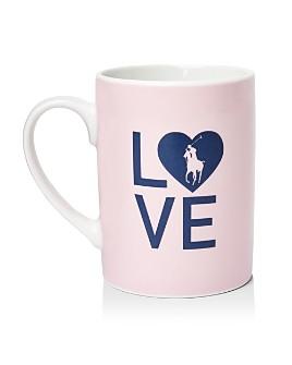 Ralph Lauren - Pink Pony Love Mug