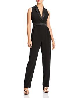 LINI - Delilah Tuxedo Jumpsuit - 100% Exclusive