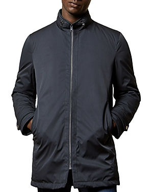 Ted Baker Jackets SKOT FUNNEL NECK MAC JACKET