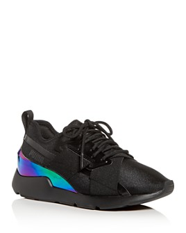 PUMA - Women's Muse X-2 Iridescent Low-Top Sneakers